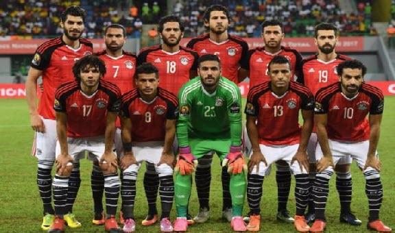 القنوات المفتوحة الناقلة لمباريات منتخب مصر الودية القادمة مجانا 2018