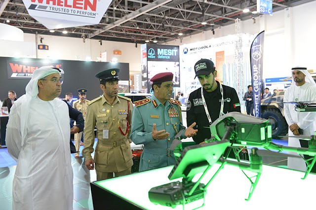 New record at Intersec 2019 in Dubai as visitor numbers increase 23% YoY