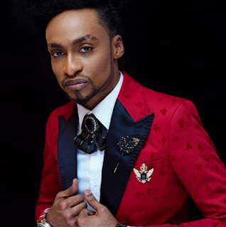 Denrele Edun dapper in new photos