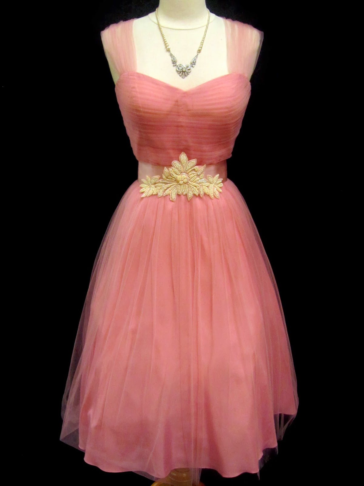 Dirty Fabulous: 1950s Style Bridesmaid prom dresses available to ...