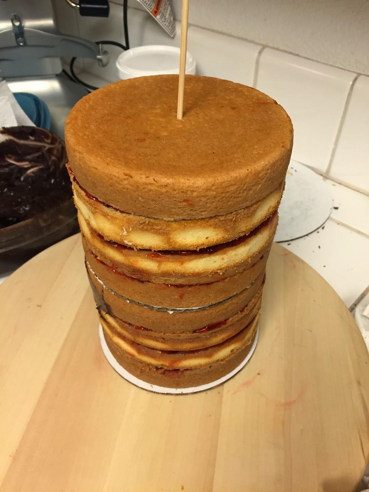 How To Make A  Tier Cake
