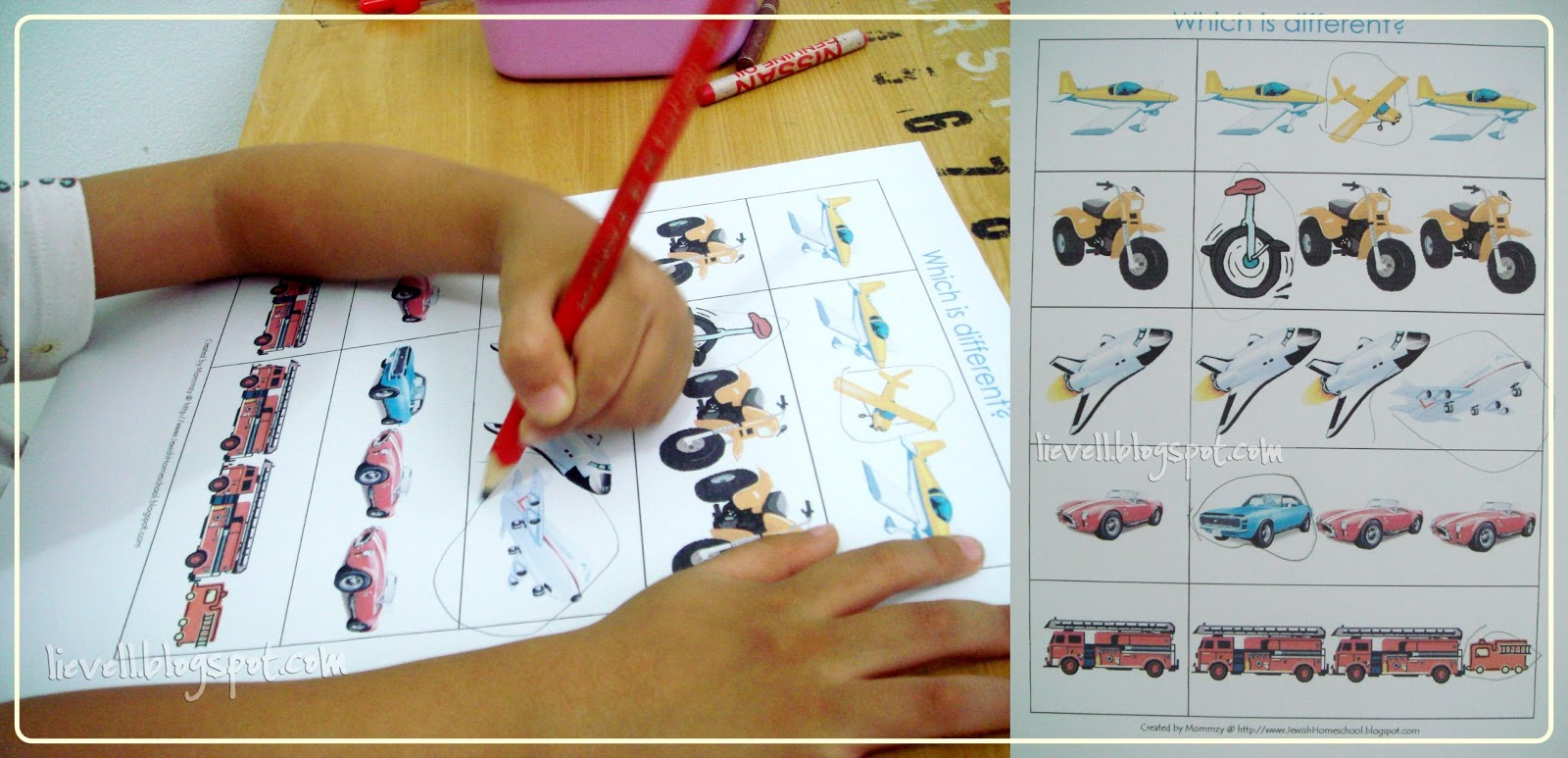 Preschool Letter T And Transportation Part Ii