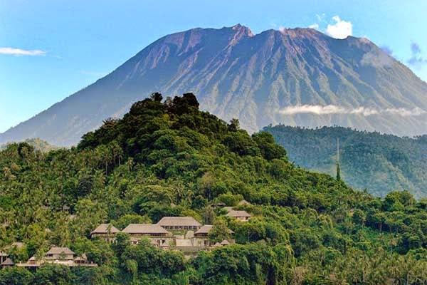 4 Destinasi Wisata di Bali yang Aman dari Bahaya Gunung Agung