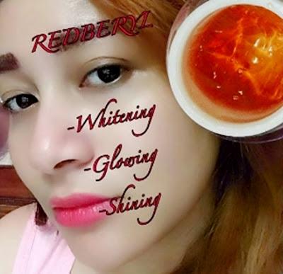 Testimoni Hasil Pemakaian Cream Arbutin Kojic Jelly Whitening Merah