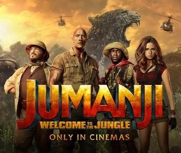 Jumanji: Welcome to the Jungle 2017 HD
