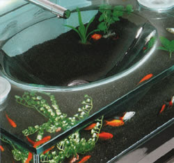 If It\'s Hip, It\'s Here (Archives): No Room For An Aquarium? Think ...
