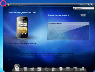 QMobile PCTool Android Gas Station