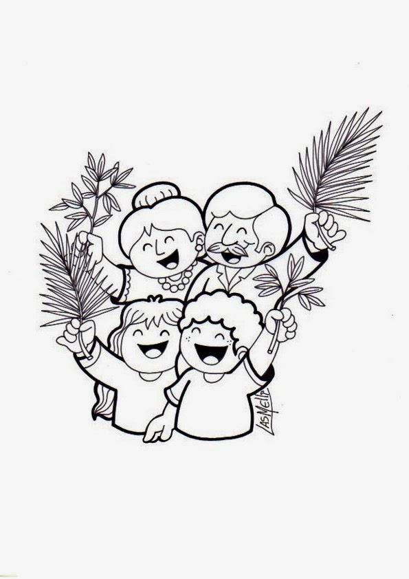 Dibujos De Olivos Para Colorear El Rincn De Las Melli