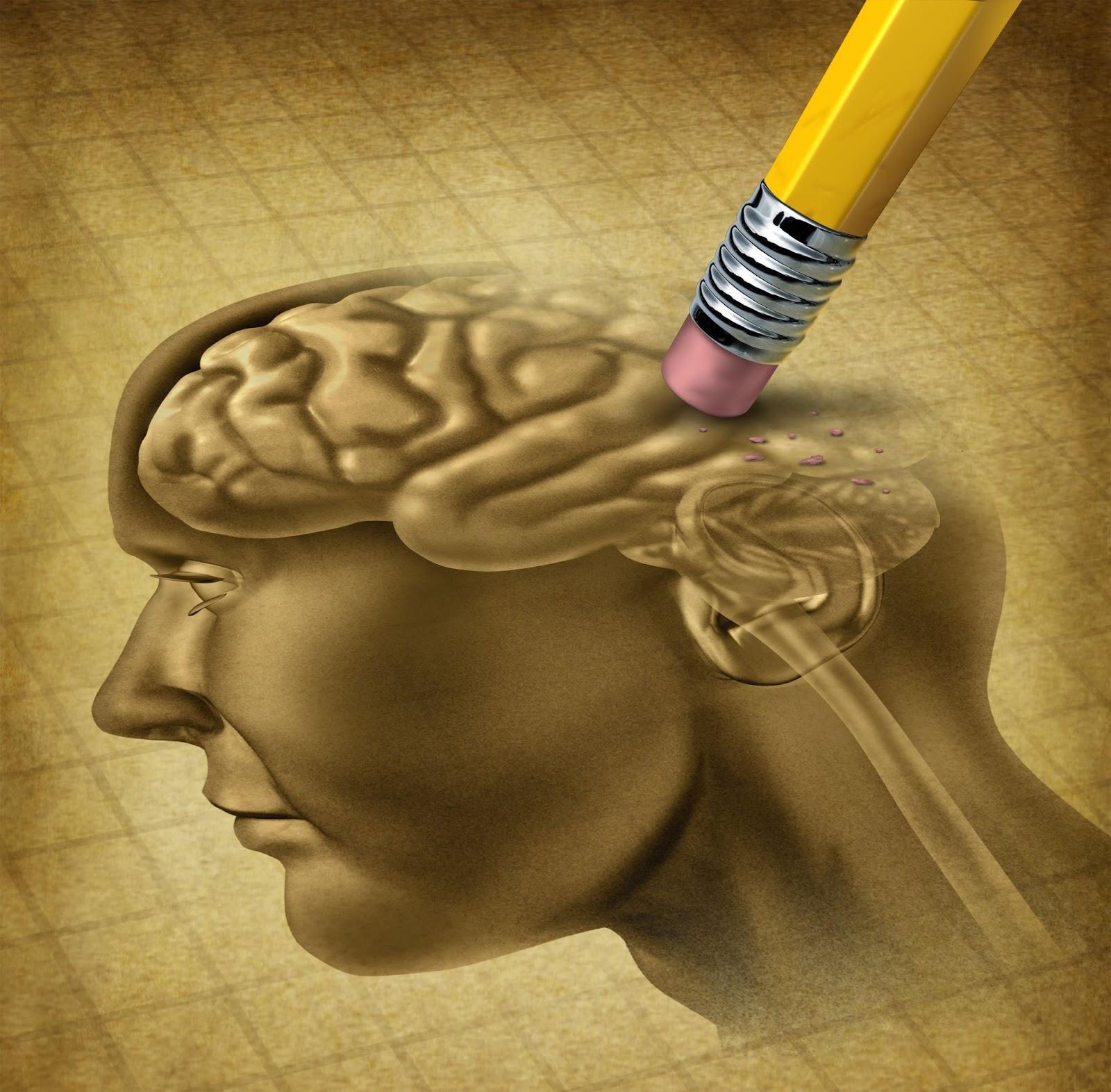 Nyanyuk bukan normal.ianya tanda kerosakkan sel otak?