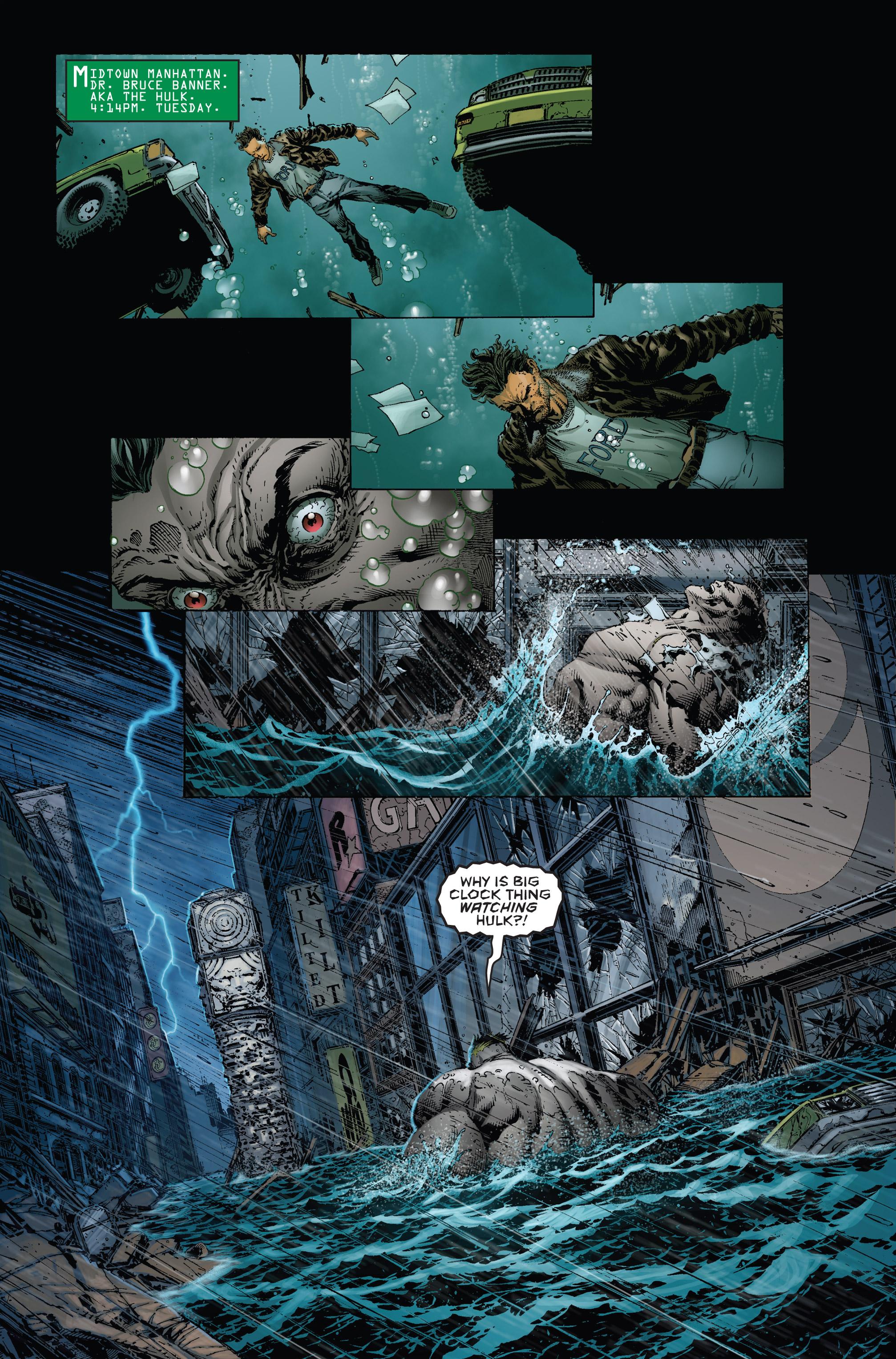 Read online Ultimatum comic -  Issue #1 - 11