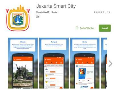 salah satu aplikasi smartcities.id