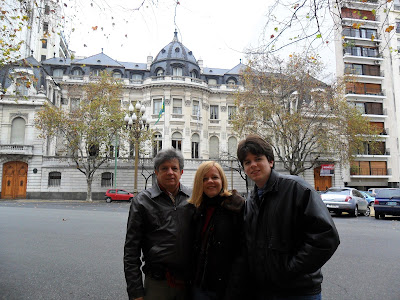 Embaixada do Brasil; Argentina; Buenos Aires; turismo América Latina; Bairro Recoleta