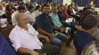 Prefeitos do Seridó e Curimataú participam de encontro com bancada federal