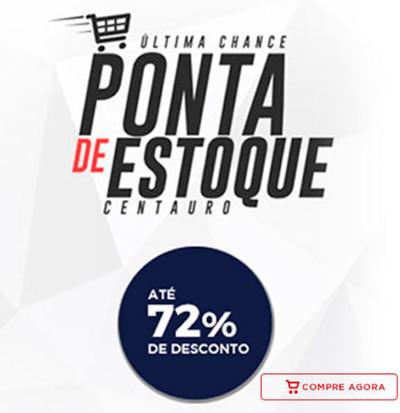 Outlet Centauro: Até 72% de Desconto!