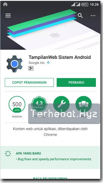 mengatasi masalah BBM ups di Android