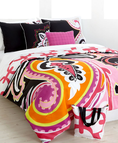 Macbeth Bedding Chelsea Licorice Comforter Sets