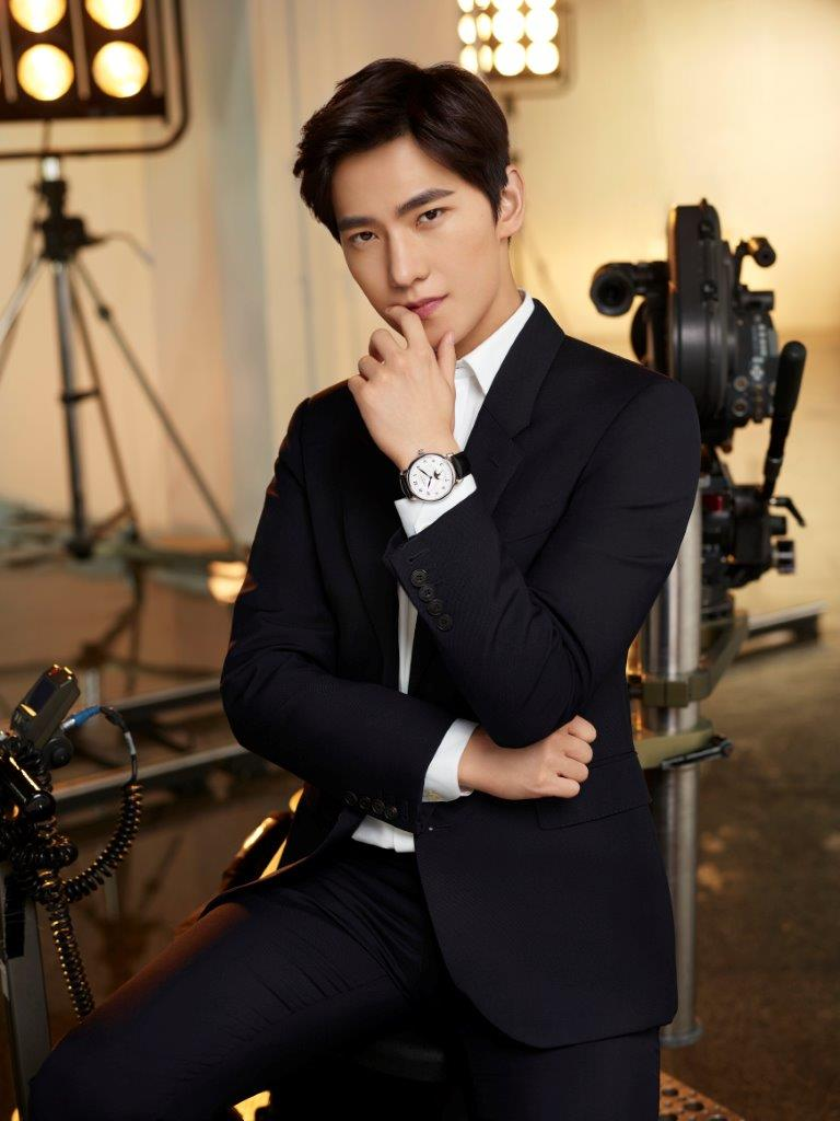 Montblanc Welcomes Yang Yang On Board