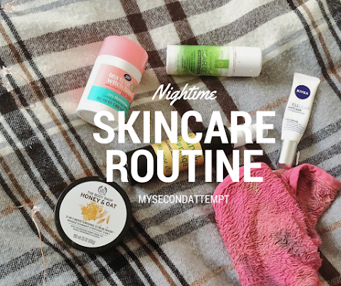 Nightime Skincare Routine