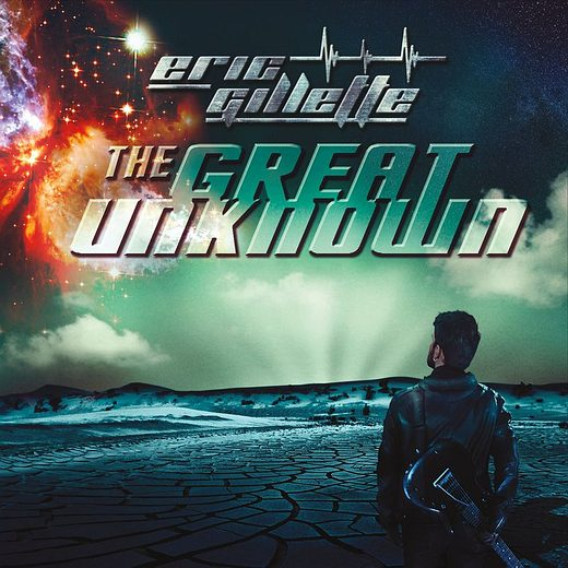 ERIC GILLETTE (Neal Morse Band) - The Great Unknown - full