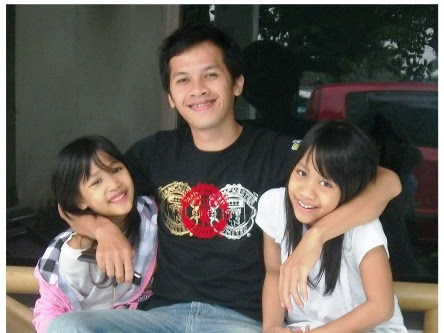 Potret Laki-Laki Dan Dunia Anak: My Dad Is My Best Friend