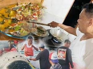 Masakan Ikan Woku, Kuliner Khas Daerah ala Olly Dondokambey