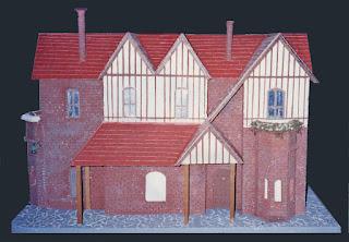 maquetas de casas, reproduccion de casas