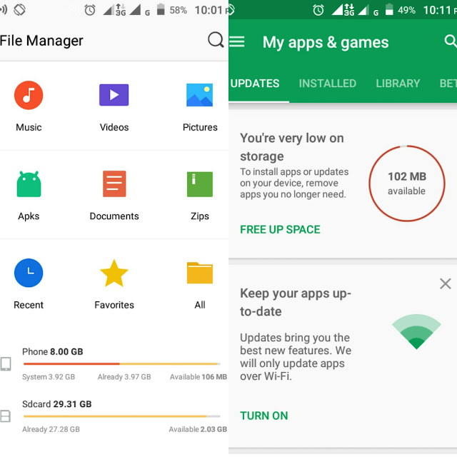 10 Simple Tricks To Speed Up Your Android Phones