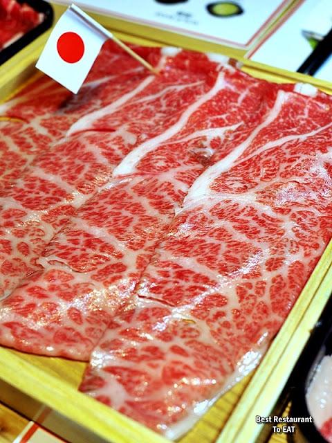 牛摩 Wagyu More Sunway Pyramid Malaysia Buffet Menu - Premium Meat Buffet - Japanese A5 Wagyu Beef