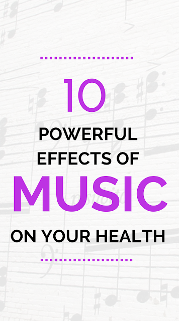 Music is an incredibly powerful tool to improve your health! Tap here for 10 ways science says it can aid depression, lower blood pressure, help with childbirth, reduce pain, help you study and so, so much more!  The Health-Minded.com