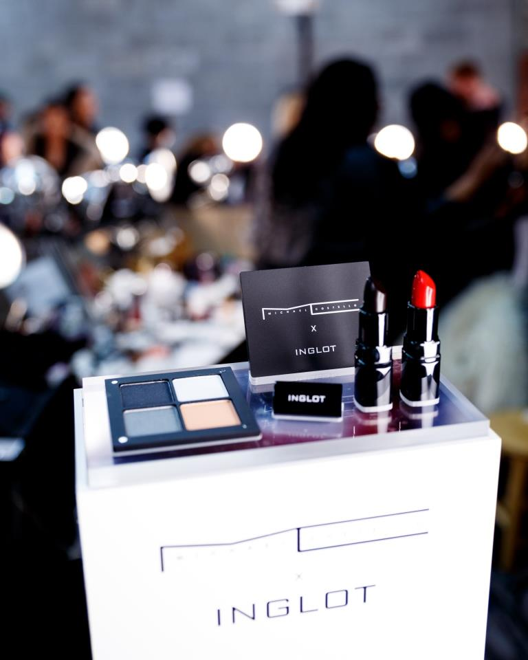 INGLOT makeup from NYFW table display.jpeg