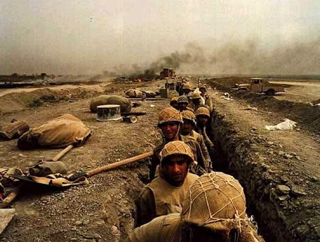 Iran-Iraq War (1980–1988)