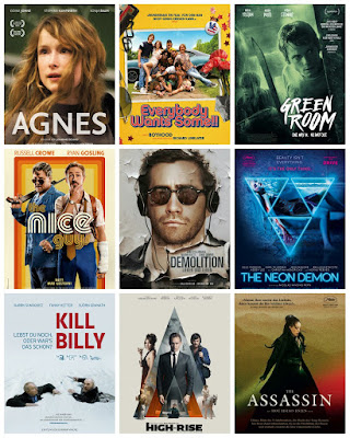 der cineast Filmblog Kinovorschau Juni 2016
