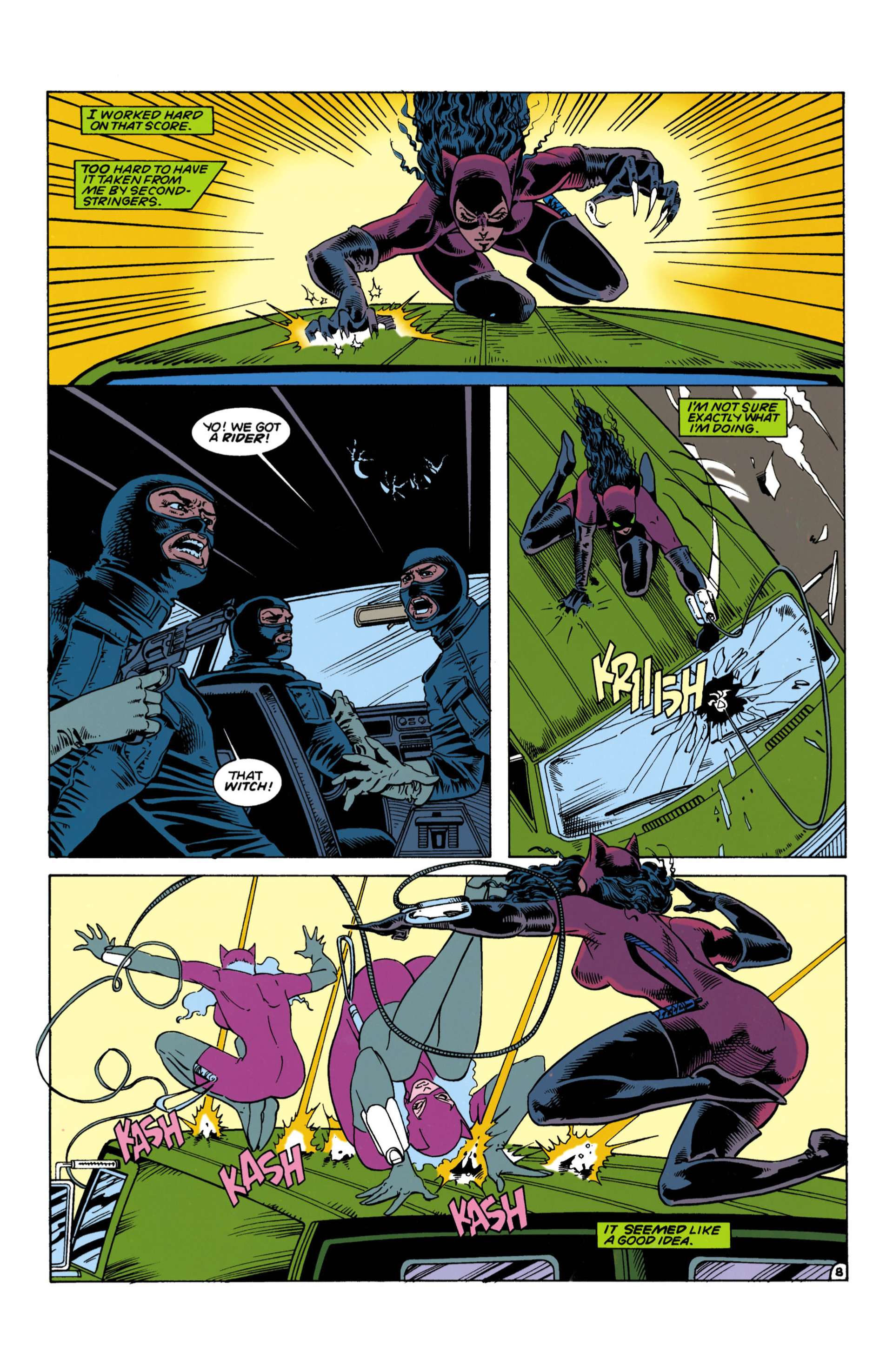 Catwoman (1993) Issue #15 #20 - English 9