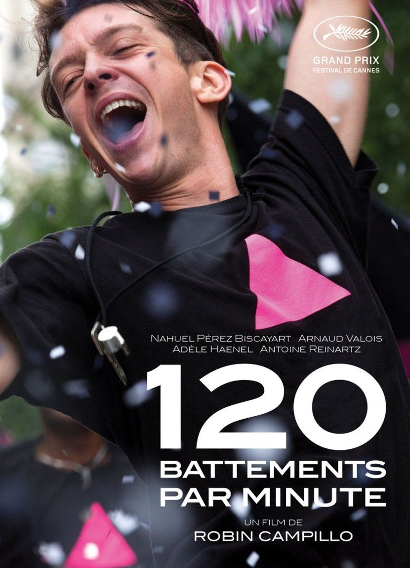 120 battements par minute [2017] [DVD9] [PAL] [Español]