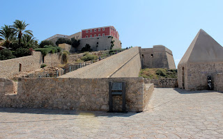 Murallas de la Dalt Vila de Ibiza