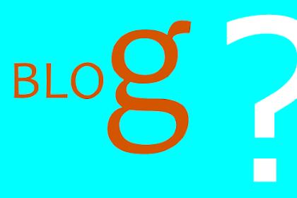 Keuntungan menggunakan Blog secara Gratis