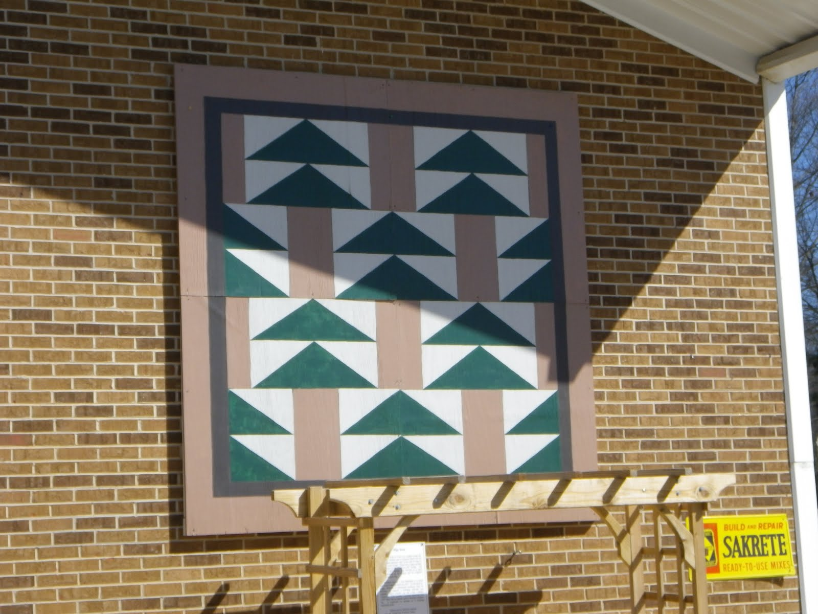 Barn Quilts And The American Quilt Trail Barn Quilting In
