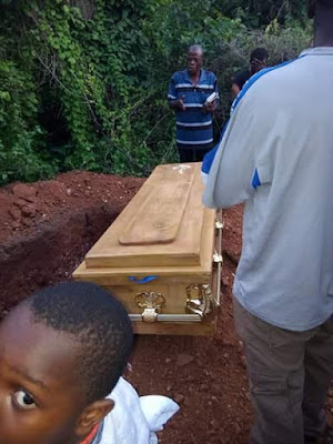 , FUNERAL PHOTOS: Postgraduate student stabbed to death by her fiancee in Minna, Latest Nigeria News, Daily Devotionals & Celebrity Gossips - Chidispalace