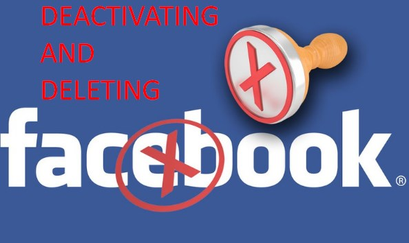 Deactivating and Deleting Facebook Account