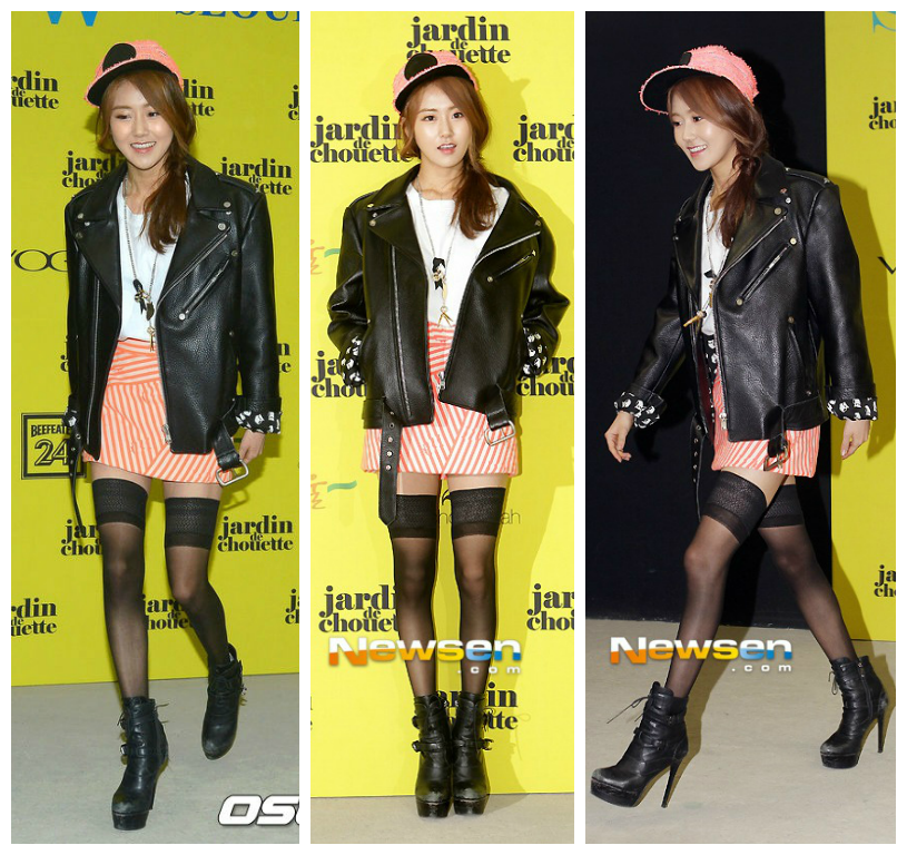 4Minute's Gayoon weight loss transformation ~ K-Diet