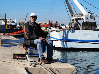 27 ottobre 2017 - Giusto per dire che sono andato a pescare ...