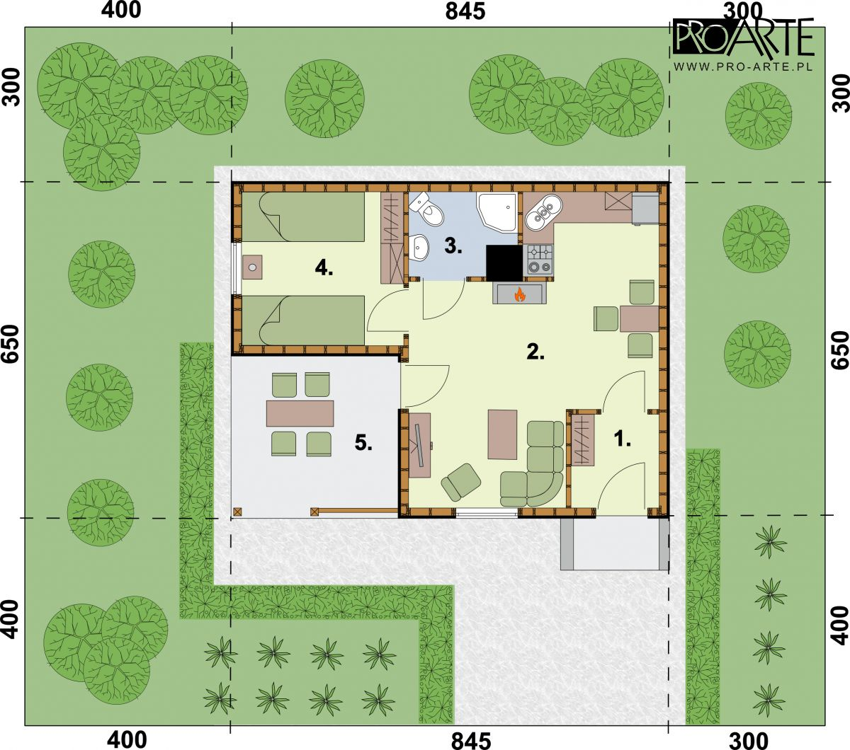 This small house plans group composts of floor plans of less than 49 square meters. While constructing costs will vary based on the quality of finishes chosen. A small house plan is more affordable to build, is easier to maintain, cheaper to heat and cool, and faster to clean up. Young look for small house plans because they make great starter homes. Here's some small house plan for free for you and to your family.   Advertisements    HOUSE PLAN 1           Technical Data Usable area: 38.56 m² Net floor area: 38.56 m² Building area: 46.75 m² Pow. terraces / verandas / shelters / external stairs.: 19.25 m² Total surface: 67.95 m² cubic capacity: 195 m³ building height: 5.31 m Roof angle: 38° , 25° , 20° Min. Plot size (width x length): 15 x 14.5 m Do you have a loft: NO Number of rooms: 1 Beds: 2  Ground plan  1.Vestibule: 2.54 Art [m²]-2.54 area. Net [m²] 2.Bathroom: 5.01 Art [m²]-5.01area. Net [m² 3.Communication: 1.72 Art [m²]-1.72 area. Net [m² 4.Bedroom: 8.4 Art [m²]-8.4 area. Net [m² 5.Living room/kitchenette: 20.89 Art [m²]-20.89 area. Net [m² Sum: 38.56 Art [m²]-38.56 area. Net [m²  Sponsored Links  HOUSE PLAN 2           Technical data Usable area: 37.65 m² Net floor area: 37.65 m² Building area: 54.93 m² Pow. terraces / verandas / shelters / external stairs.: 12.18 m² Total surface: 54.93 m² cubic capacity: 103 m³ building height: 5.24 m Roof angle: 15° Min. Plot size (width x length): 16.45 x 14.5 m Do you have a loft: NO Number of rooms: 1 Beds: 2  Ground Floor Plan  1: vestibule: 3.08 pow. [m²] 2: Dzi3enny room with kitchenette: 22.18 pow. [m²] 3: Bathroom: 3.09 pow. [m²] 4: Bedroom: 9.3 pow. [m²] sum: 37.65 pow. [m²]   Advertisement HOUSE PLAN 3           Technical data Usable area: 39.69 m² + 19.4 m² veranda Net floor area: 0 m² Building area: 46.98 m² Pow. terraces / verandas / shelters / external stairs.: 11.83 m² Total surface: 56.71 m² cubic capacity: 165 m³ building height: 5.2 m Roof angle: 30° Min. Plot size (width x length): 15.1 x 16.75 m Do you have a loft: NO Number of rooms: 1 Beds: 2  Ground Floor 1. vestibule: 2.27 pow. [m²] 2. Communication: 3.03 pow. [m²] 3. Bathroom: 4.3 pow. [m²] 4. Bedroom: 8.22 pow. [m²] 5. Living room with kitchenette: 18.87 pow. [m²] 6. Veranda: 9.67 pow. [m²] sum: 46.36 pow. [m²] 7. Terrace: 9.73 pow. [m²] sum: 56.09 pow. [m²]  SOURCE: www.pro-arte.pl  RELATED POSTS:  Economical And Practical Small House Plans To Build There seems to be a trend recently in constructing small or tiny houses. It's primarily all about looking a way to include as many things and tasks into as small space as possible. There are some inspirational designs and styles out there and we made it our mission to search them. Here's what we came up with. There seems to be a trend recently in constructing small or tiny houses. It's primarily all about looking a way to include as many things and tasks into as small space as possible. There are some inspirational designs and styles out there and we made it our mission to search them. Here's what we came up with. Sponsored Links    HOUSE PLAN 1       SPECIFICATION: Floor Area: 60 Square Meters Lot Area: 150 Square Meters Width: 10 Meters Bedroom: 2 Bathroom: 1  ESTIMATED COST RANGE Rough Finished Budget: 720,000 – 840,000 Semi Finished Budget: 960,000 – 1,080,000 Conservatively Finished Budget: 1,200,000 – 1,320,000 Elegantly Finished Budget: 1,440,000 – 1,680,000  Source: www.pinoyeplans.com Advertisements HOUSE PLAN 2       SPECIFICATION: MODERN GROUND FLOOR VILLA BUILT UP AREA = 1100 SQ.FT LAND AREA  = 5 CENTS BED ROOMS 2 NOS. ONE BED WITH ATTACHED BATH ROOM LIVING ROOM DRAWING ROOM DINING AREA COMMON TOILET STAIR ROOM KITCHEN STORE ROOM WORK AREA CAR PORCH SITOUT  Source:  home-interiors.in   Advertisement HOUSE PLAN 3     SPECIFICATION: Ground floor: 1200 Sq.Ft. Facilities Drawing room Dining Kitchen Work area Attached toilet for 2-bed rooms Common toilet Store Bed rooms = 2 nos. Porch Square feet Details Ground floor: 1200 Sq.Ft. Land Area: 8 cents No. of bedrooms: 2  Source: home-interiors.in  Ready-made House Floor Plans To Find Your Dream Home Today Looking for house floor plans online has made considering the perfect plan easier and less time consuming since thousands of ready-made house plans are just a click away. The easiest way to find house plans that meet all of your needs is to first determine your budget, the style and design of house you like. Take a look at this free house floor plan for your inspiration. Looking for house floor plans online has made considering the perfect plan easier and less time consuming since thousands of ready-made house plans are just a click away. The easiest way to find house plans that meet all of your needs is to first determine with your budget, the style and design of house you like. Take a look at this free house floor plan for your inspiration.  Sponsored Links    TWO BEDROOM SMALL HOUSE DESIGN                     SPECIFICATIONS: Total floor area: 61 square meters Total lot area: 134 square meters Lot width: 10 meters Lot depth: 16.7 meters Bedroom: 2 Bathroom: 2 Kitchen: 1  SOURCE: www.pinoyeplans.com  Advertisements Sabrina – One Storey Single Attached           SPECIFICATIONS: Total floor area: more or less 100 square meters Total floor area: 13 meters by 15.5 meters Bedroom: 3 Batroom: 1 Kitchen: 1  SOURCE: amazingarchitecture.net   Sponsored Links  Dominic One Storey House Plan           SPECIFICATIONS: Total floor area: 100 m² Total lot area: 202 m² (13 x 15.53 m) Bedroom: 3 Bathroom: 1 Kitchen: 1  SOURCE: amazingarchitecture.net  RELATED POSTS:  Free Bungalow House Floor Plans and Bungalow Designs Bungalow houses are a smaller version of the popular crafts person style. They're commonly square in floor plan or deeper than they are wide, making them perfect for small urban lots.
