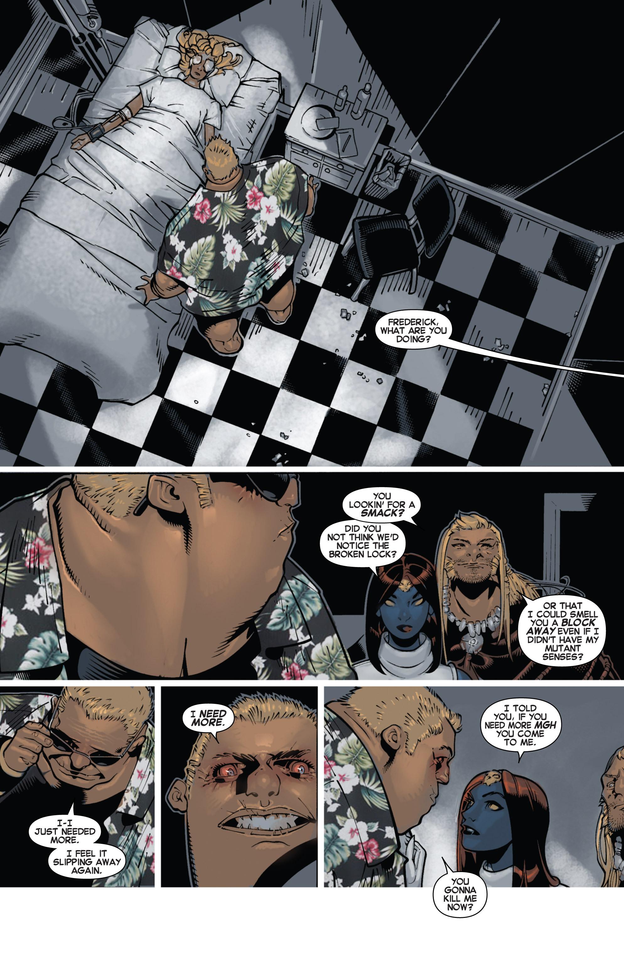 Read online Uncanny X-Men (2013) comic -  Issue # _TPB 4 - vs. S.H.I.E.L.D - 30