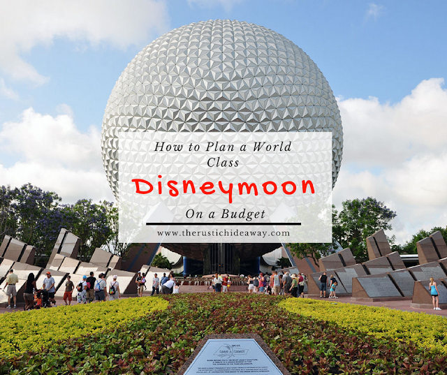 Image of Epcot, How to Plan a World Class Disneymoon on a budget.