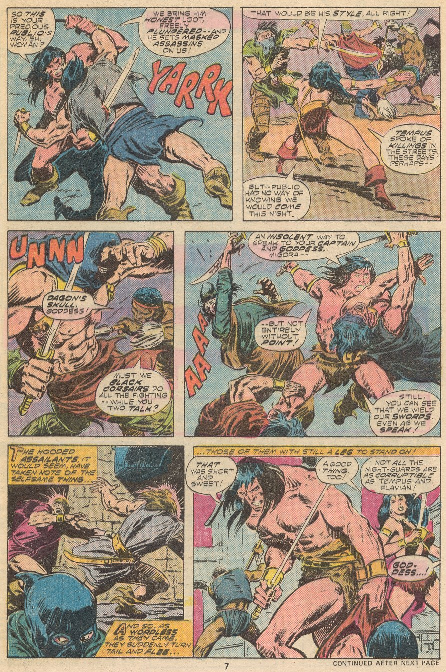 Conan the Barbarian (1970) Issue #66 #78 - English 6