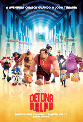 Wreck-It Ralph (2013) Torrent
