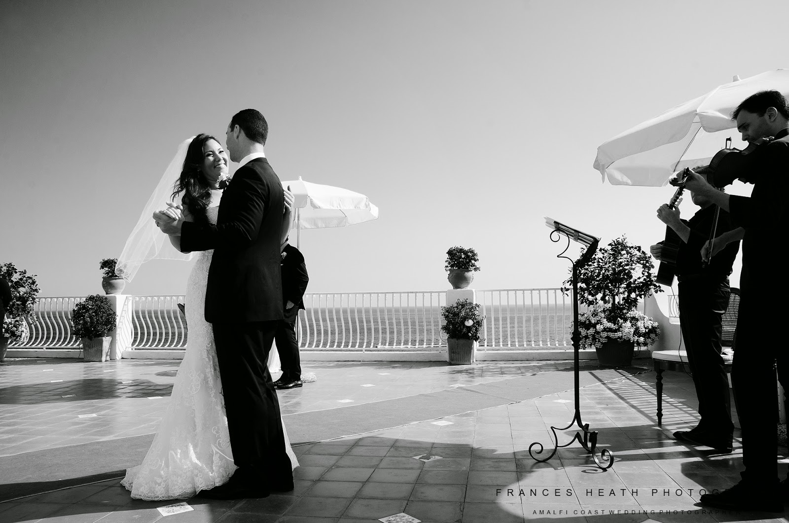 First dance at Hotel Marincanto