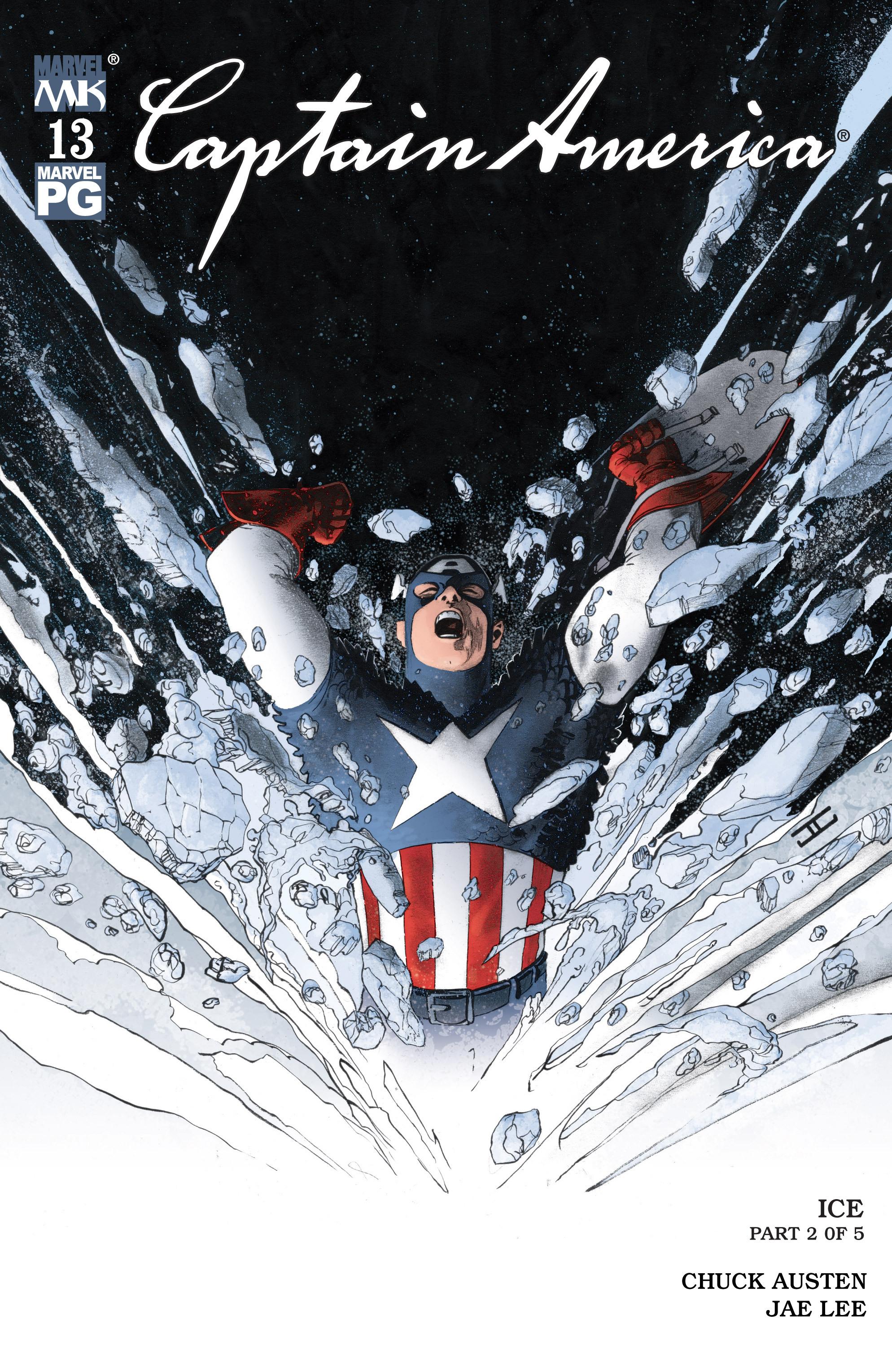Captain America (2002) Issue #13 #14 - English 1