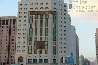 The Oberoi Madinah Hotel