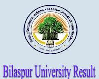 Bilaspur University Result